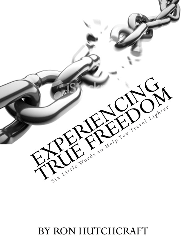 Experiencing True Freedom e-book cover
